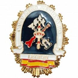 Chapa Escudo de la Legión Española