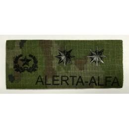 Galletas Identificativas PVC Ejército de Tierra Verde