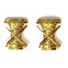 Emblema de Solapa Ingeniero Politécnico (Par)