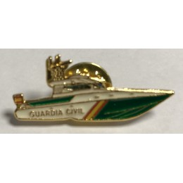 Pin Guardia Civil Lancha Century