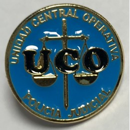 Pin Guardia Civil UCO