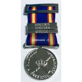 Medalla de la Campaña Militar 2018
