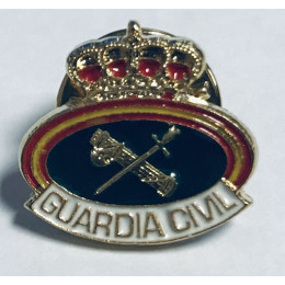 Pin Placa Guardia Civil