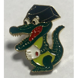 Pin Guardia Civil Lagarto