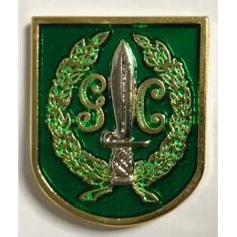 Distintivo de Función GAR Verde Guardia Civil