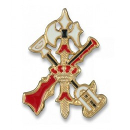 Distintivo de Permanencia en la Legión