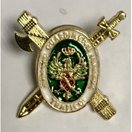 Pin Guardia Civil Tráfico Escudo