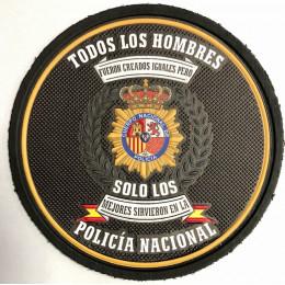 Parche Disp Policial Orden Público Cataluña