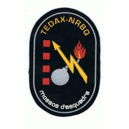 Parche TEDAX N.R.B.Q Guardia Civil