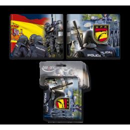 Cartera impresa Legión Centenario 3D
