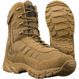 Botas ALTAMA Vengeance 8  Side-Zip Coyote
