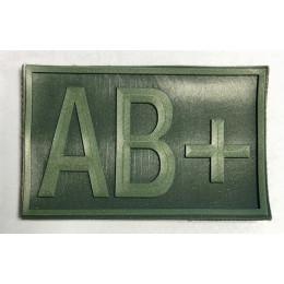 Parches de goma AB+