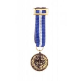 Medalla Miniatura OTAN- No artículo 5