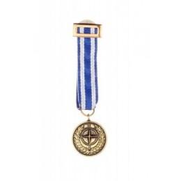 Medalla miniatura Afganistan