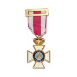 Medalla de la Real Orden de San Hermenegildo