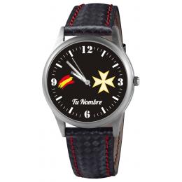 Reloj Correa Sport Negro