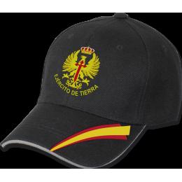 Gorra España Ejército de Tierra
