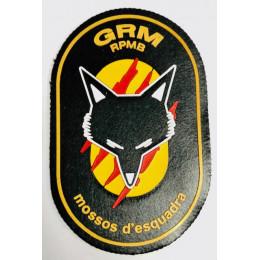 Parche Mossos D' escuadra GRM RPMB