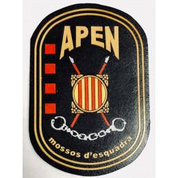 Parche Mossos D' escuadra APEN