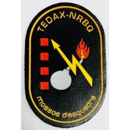 Parche Mossos D' escuadra TEDAX-NRQB