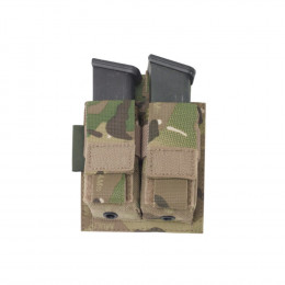 Funda cargador doble Warrior Assault 9mm