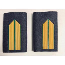 Hombreras Ejército del Aire Brigada (Par)