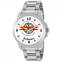 Reloj de Acero Legión Española