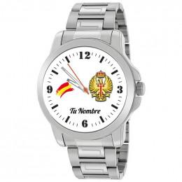 Reloj de Acero Ejército de Tierra