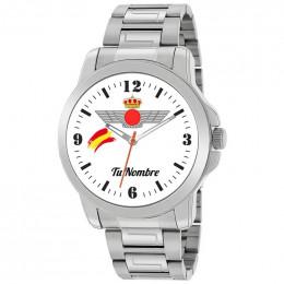 Reloj de Acero Ejército del Aire
