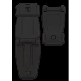 Accesorio Sujeción ABS Molle ( 2 Unidades)