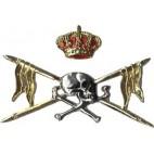 Emblema de Boina Lusitania
