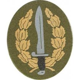 Parche Emblema de Boina Goe caqui