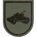 Parche Fuerzas Pesadas Verde