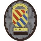 Parche Placa Identificativa Policía Militar UME C/Velcro