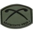 Parche Batallón NBQR I  2005