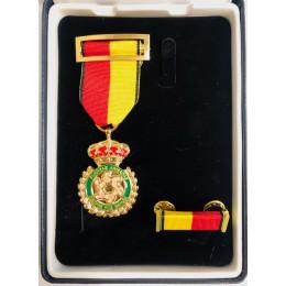 Conjunto Medalla Conmemorativa de la Operación Balmis