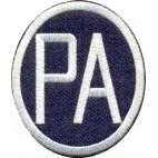 Parche Policía Aérea (PA)