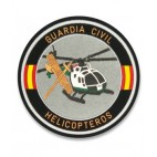 Parche Guardia Civil helicópteros