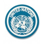 Parche Naciones Unidas Onu (United Nations)