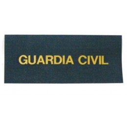 Galleta tela Servicio GUARDIA CIVIL