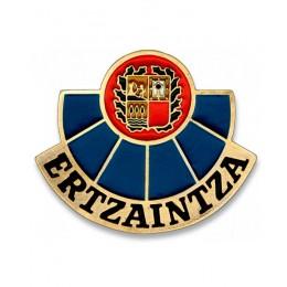 Chapa cartera Ertzainza