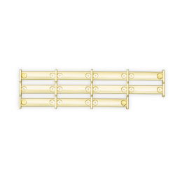 Pasadores de Diario Automontaje de11 Huecos
