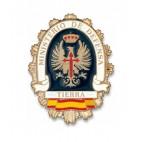 Chapa cartera Escudo Ejército de Tierra