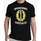 Camiseta Operaciones Especiales GOE