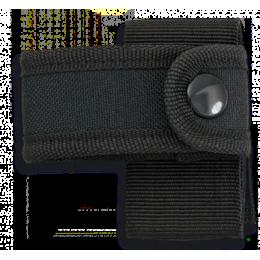Porta guantes vertical