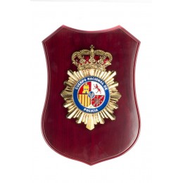 Metopa Policia Nacional Uniformidad Guardia Civil