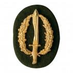 Emblema de Boina sin galleta MOE (Solo metal)