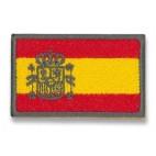Parche Bordado Bandera Brazo ESPAÑA