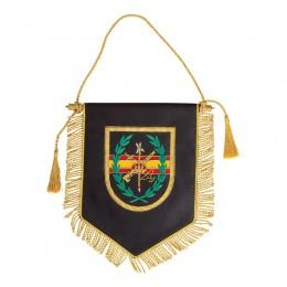 Banderín bordado Legión
