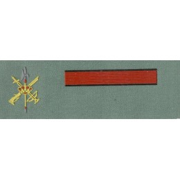 Galleta de identificación Legión Sarga